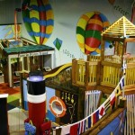 Scuffy Tugboat at Muncie Children's Museum Tot Spot